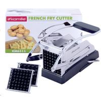 Машинка для нарезки картофеля фри Kamille KM 6511
