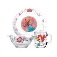 """Набор посуды детской """"Принцессы"""" 1914"""