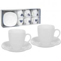 Сервиз чайный Luminarc Carine White N6430
