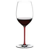 Бокал для вина Riedel Cabernet/Merlot Fatto a Mano красный