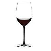 Бокал для вина Riedel Cabernet/Merlot Fatto a Mano черный