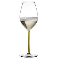 Бокал для вина Riedel Champagne Fatto a Mano желтый