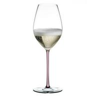 Бокал для шампанского Riedel Fatto a Mano розовый