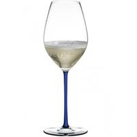 Бокал для вина Riedel Champagne Fatto a Mano синий