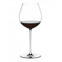 Бокал для вина Riedel Old World Pinot Noir Fatto a Mano белый