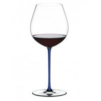 Бокал для вина Riedel Old World Pinot Noir Fatto a Mano синий