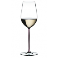 Бокал для вина Riedel Riesling/Zinfandel Fatto a Mano розовый