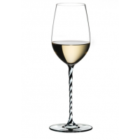 Бокал для вина Riedel Riesling/Zinfandel Fatto a Mano черно-белый