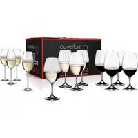 Набор бокалов для вина и шампанского Riedel Ouverture 12 шт