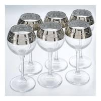 Набор фужеров для вина Гусь-Хрустальный GE-1689 6 шт
