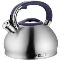 Чайник металлический Kelli KL- 4509 3 л