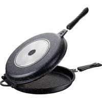 Сковорода-гриль двухсторонняя Peterhof PH-25377 32 см
