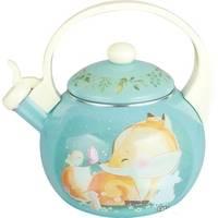 Чайник эмалированный Kelli KL-4113 2,5 л