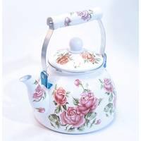 Чайник эмалированный Kelli KL-4448 3 л