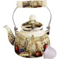 Чайник эмалированный Kelli KL-4466 1,5 л