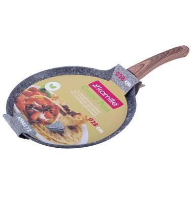 Сковорода блинная Kamille KM-4172 28 см