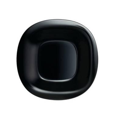 Тарелка десертная Luminarc Carine Black L9816