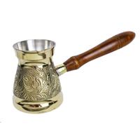 Турка для кофе из латуни Shams SH-019-150 150 мл