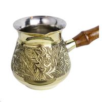 Турка для кофе из латуни Shams SH-020-200 200 мл