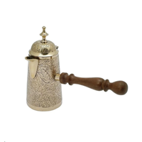 Турка для кофе из латуни Shams SH-015-350 350 мл