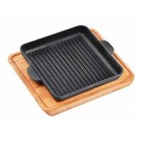 Сковорода-гриль с подставкой Brizoll Н181825ГД 18 см