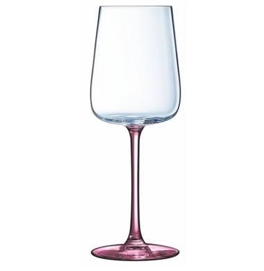 Набор бокалов для вина Luminarc Contrasto Lilac P9603 250 мл. 6 шт.