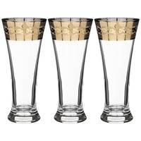 """Набор бокалов для пива Lefard """"Полоса Версаль"""" 194-403 3 шт"""