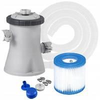 Фильтр-насос для бассейна картриджный Intex 28602