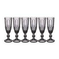Набор бокалов для шампанского Lefard Muza Color 781-103 6 шт