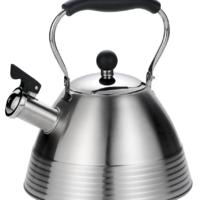 Чайник металлический Kelli KL- 4540 3л