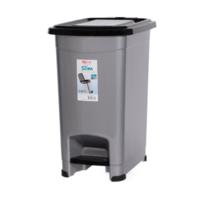 """Контейнер для мусора Elfplast elf-558 """"Slim"""" 15л"""